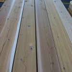 2x8 Western Red Cedar No hole Rougherheaded