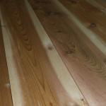 Sapwood-Heartwood vs. Streaks