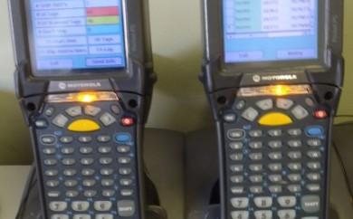 Wireless Barcode Scanning 1