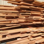 Kiln Dried - Clear -stacked, various lengths