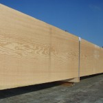 28 foot fir timber. grain detail